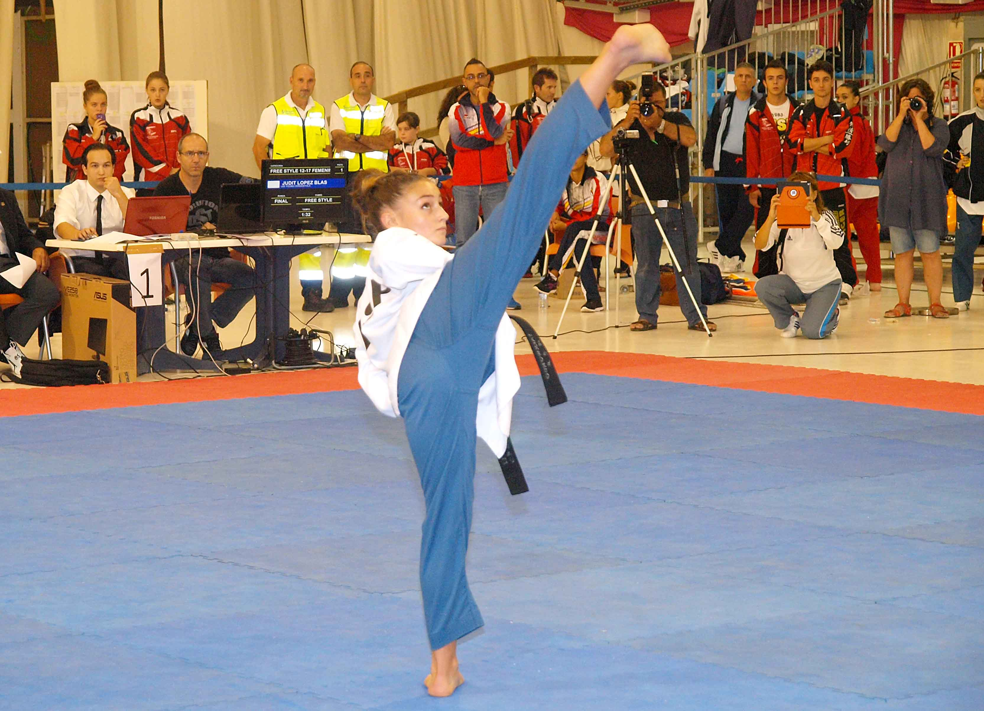 Open Marina d'Or Taekwondo