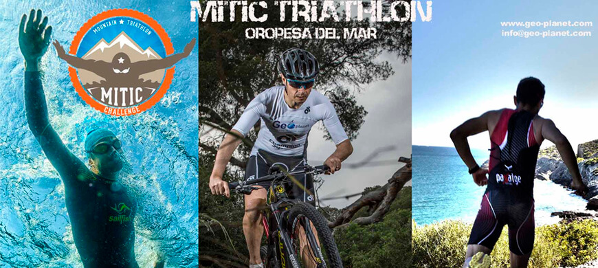 Triathlón Mitic Cross Marina d'Or