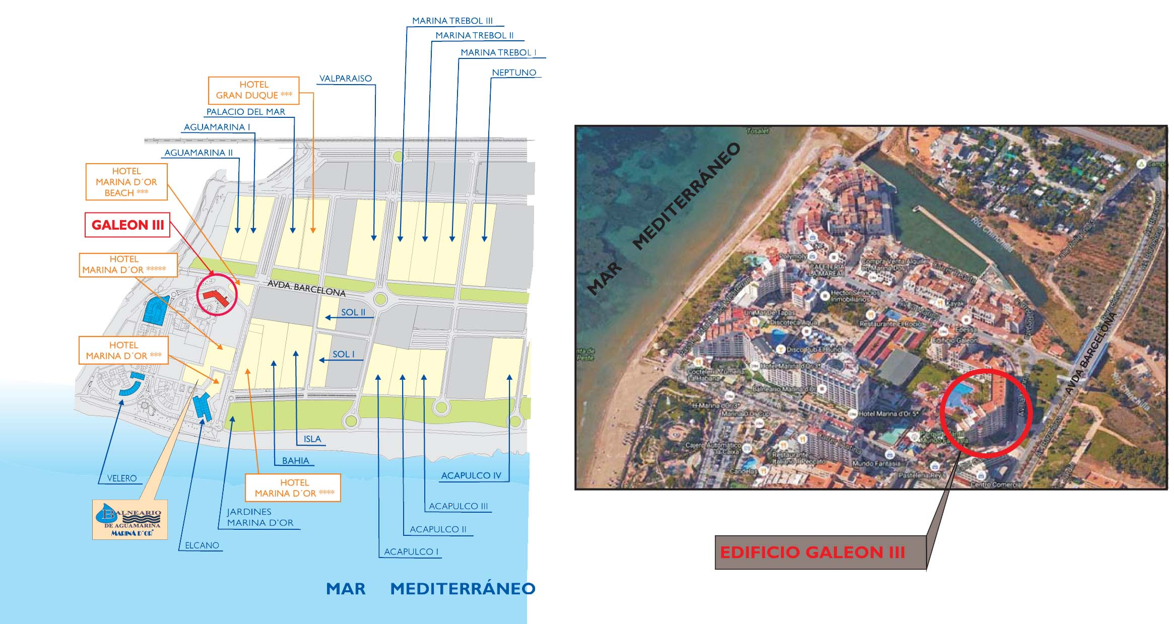 Official Web Spain Holidays Apartments For Sale Marina D Or