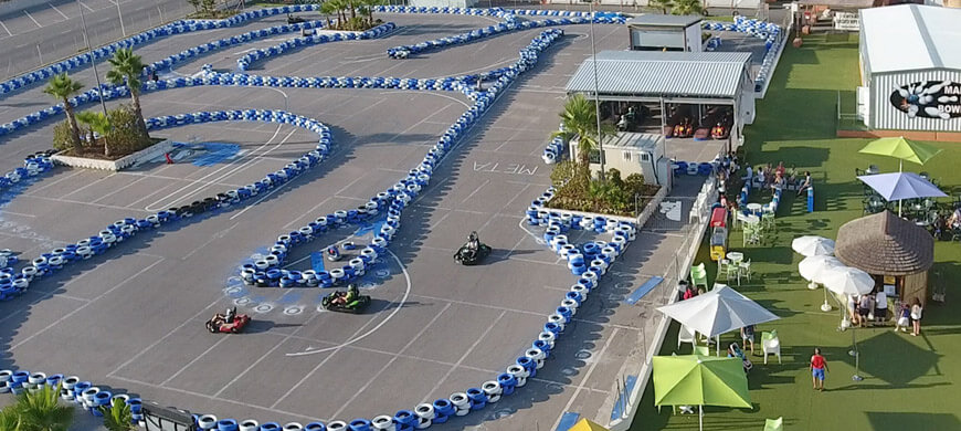 Circuito Wipeout Marina D Or : Gran final del wipe out provincial marina d or