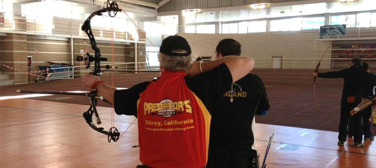 Campeonato europeo  Field Archery Association