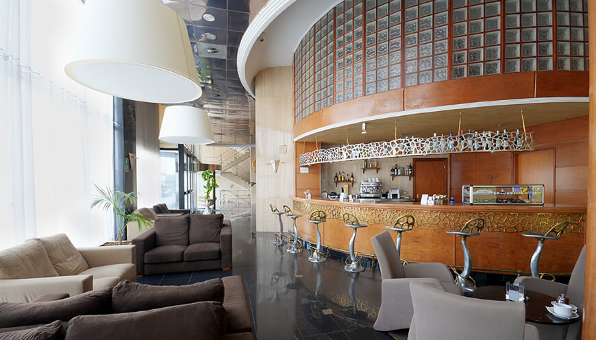 Cafeteria Hotel Villareal Palace 4*